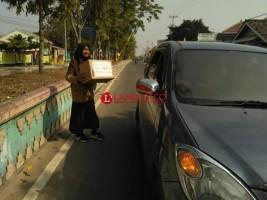 MTs Al Izzah Hidayatullah Galang Dana Koban Gempa Lombok
