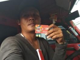 Mudik 2019: Naik Kapal Penyeberangan, Pemudik Harus Siapkan Kartu Uang Elektronik