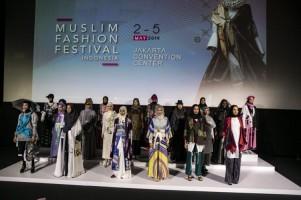 MUFFEST Deklarasi Indonesia Menjadi Kiblat Fashion Muslim Dunia