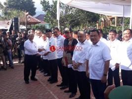 Mukhlis Basri Jabat Ketua Dewan Kopi Lampung