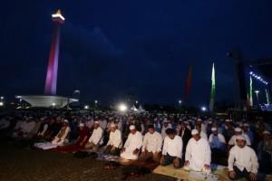 Munajat 212: Katanya Acara Keagamaan, Kok Isinya Nuansa Kampanye