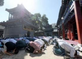 Muslim Tiongkok Rayakan Idul Fitri Besok