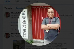 Mustofa Nahrawardaya Resmi Tersangka Kasus Hoaks