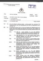 Mutasi di Polda Lampung, Ratusan Jabatan Perwira Bergeser