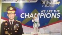'Naila' Atlet Taekwondo Anak Ingin Mengukir Prestasi Nasional