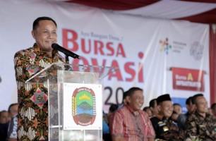 Nanang Buka Bursa Inovasi Desa 2018