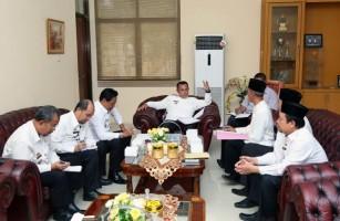 Nanang Ermanto Usulkan Nama Masjid Agung Kalianda Diganti