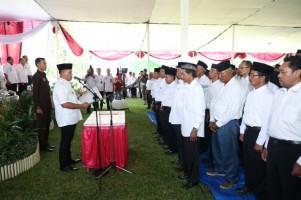 Nanang Minta Kades dan BPD Kerja Sama Bangun Desa