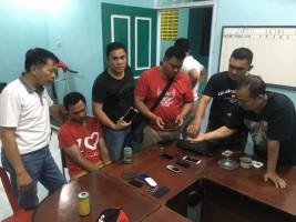 Napi Mengkau Anggota Polisi Perdaya Kenalannya di Medsos