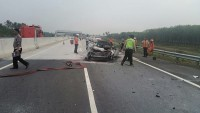 Nasib 2 Anak Korban Kecelakaan JTTS KM96