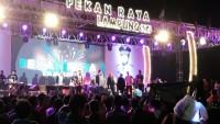 Nassar KDI Ajak Arial - Nunik Goyang di Penutupan PRL