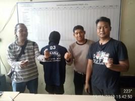 Nelayan Miliki Narkoba Diringkus Polairud Polda Lampung