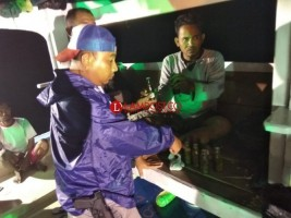 Nelayan Pesisir Teluk Lampung Masih Akrab dengan Bom Ikan