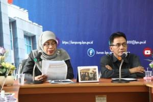 Neraca Perdagangan Lampung Defisit USD16,7 Juta