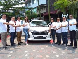 New Calya Dorong Penjualan Segmen Entry MPV Toyota
