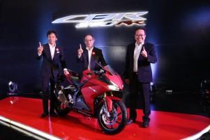 New Honda CBR250RR Resmi Mengaspal