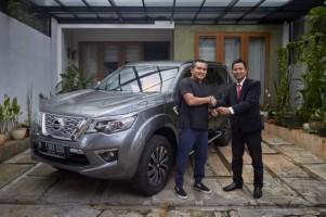 New Nissan Terra Mulai Dikirim ke Pelanggan