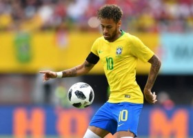 Neymar kembali Cetak Gol, Brasil Lucuti Austria 3-0