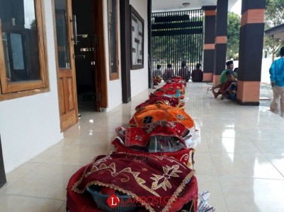 Ngejalang, Tradisi Masyarakat Pesisir Barat Menyambut Ramadan