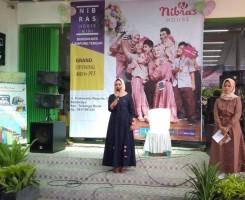 Nibra's House Solusi Fashion Islami Warga Lamteng