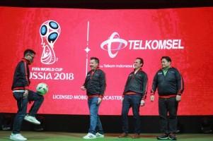 Nikmati Piala Dunia 2018 Lewat Ponsel Melalui Aplikasi MAXstream