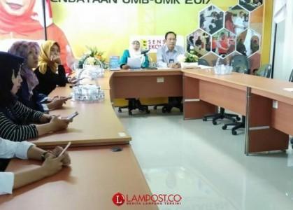 Nilai Ekspor Lampung Turun 17,31 Persen