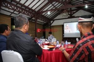 Nobar Talkshow Kapolri, Tito Sebut Polisi RI Punya Kekuatan Besar