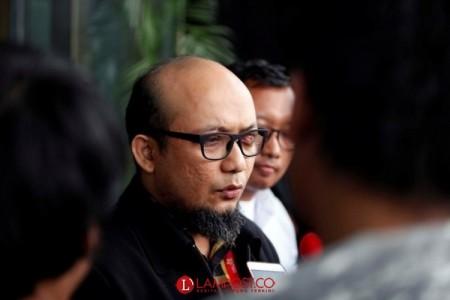 Novel Baswedan Bantah Tak Kooperatif