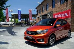November 2018, Honda Jual 15.845 Mobil