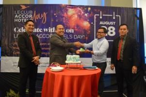 Novotel Lampung Sukses Helat Le Club Day 2018