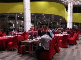 NovotelOptimistis Kunjungan Buka Puasa Bersama Meningkat