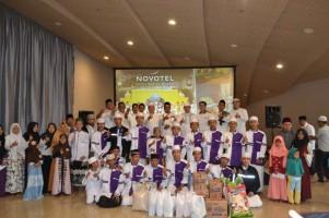Novotel Pererat Silahturahmi Lewat Buka Bersama