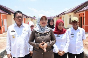 Nunik Berharap Bantuan Rumah Nelayan Dapat Dimanfaatkan Secara Maksimal