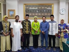 Nunik <i>Suport</i> Kampung Al Quran di Lampung