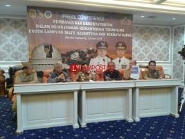 Observatorium Itera Master Piece Pembangunan Lampung