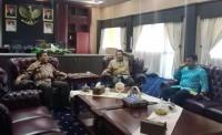 Oedin dan Rycko Gelar Pertemuan dengan Arinal