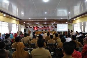 OJK Lampung Sosialisasi Edukasi dan Waspada Investasi