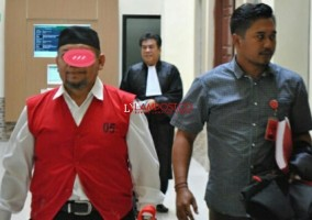 Oknum Dosen Cabul Dituntut Dua Tahun Penjara