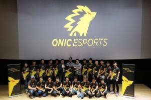 Onic Esports Umumkan Logo dan Kerja Sama Baru