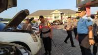 Operasi Ketupat Krakatau 2019,Polres Lamsel Kerahkan 350 Personel