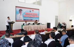 Optimalisasi PAD Lamsel, BPPRD Adakan Pembinaan Wajib Pajak dan Retribusi Daerah