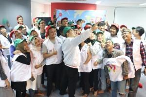 Optimalkan Medsos Kiai Ma'ruf, Sukarelawan Gelar 'Influencer NgaGoak'