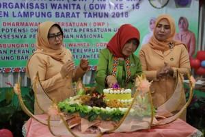 Organisasi Wanita Lambar Dituntut Turut Mewujudkan Pembangunan