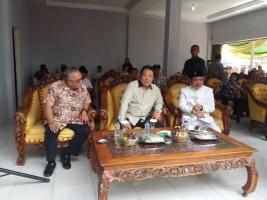 Ormas Dan Warga Lamteng Deklarasi Dukung Jokowi