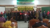 PA Tanjungkarang Canangkan Zona Integritas Bebas Korupsi