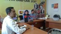 Padi Sumbang Kenaikan NTP Lampung