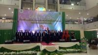 Paduan Suara RSUDAM Iringi Malam Final Duta Kesehatan dan Duta Bersih Narkoba Lampung
