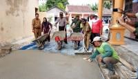 Palasjaya Lanjutkan Pembangunan Infrastruktur Jalan Lingkungan