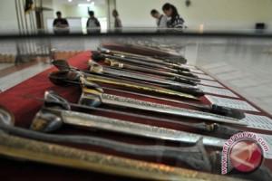 Pameran Keris Kuno Edukasi Masyarakat Cintai Warisan Budaya