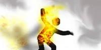 Panasnya Api Cemburu